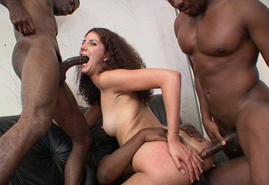 horny-slut-fucked-by-three-guys-at-dark-cavern